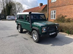 "Land Rover Defender 2,5 Tdi 110"" Hard-top"