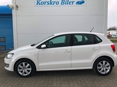 VW Polo 1,6 TDi 90 Highline