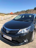 Toyota Avensis 1,8 VVT-i T2 Touch Stc