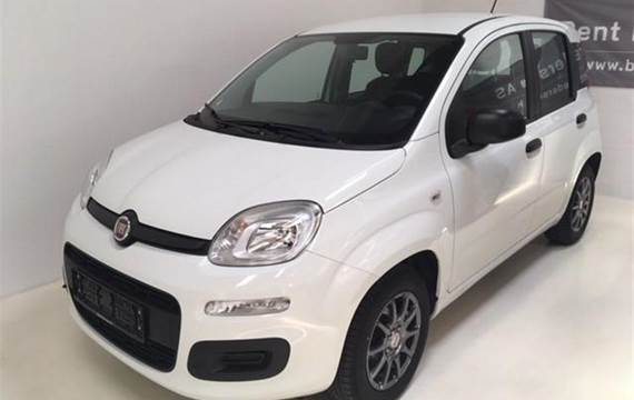Fiat Panda 1,2 Easy Start & Stop  4d