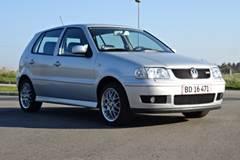 VW Polo 1,6 GTi