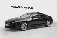 BMW 650i 4,4 Coupé xDrive aut.