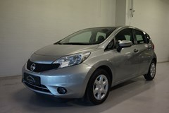 Nissan Note 1,5 dCi 90 Visia City