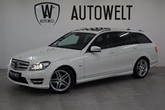 Mercedes C250 2,2 CDi Avantgarde stc. aut. BE