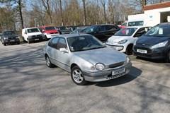 Toyota Corolla 1,6 Terra
