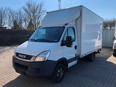 Iveco Daily 3,0 35C14 Alukasse m/lift