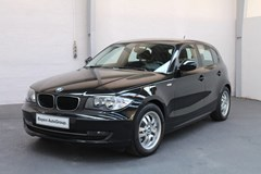 BMW 118d 2,0 Advantage Steptr.