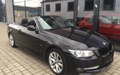 BMW 330d 3,0 Cabriolet