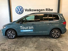 VW Touran 1,6 TDi 115 IQ.Drive DSG