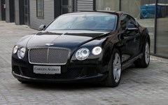 Bentley Continental GT 6,0 W12 aut.