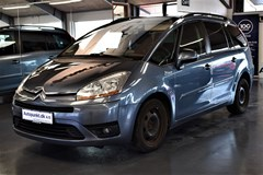 Citroën Grand C4 Picasso 1,6 HDi 110 VTR E6G Pack
