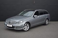 Mercedes C250 2,2 CDi stc. aut. 4-M BE