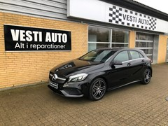 Mercedes A180 d 1,5 Edition aut.