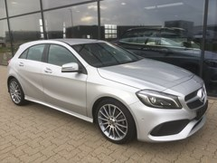 Mercedes A200 d 2,2 Edition aut.