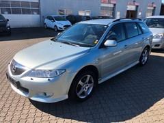 Mazda 6 2,0 Touring stc. aut.