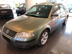 VW Passat 1,9 TDi 130 Highline