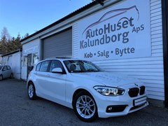 BMW 116d 1,5 Advantage