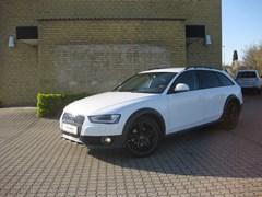 Audi A4 Allroad 2,0 TDi 177 quattro Van