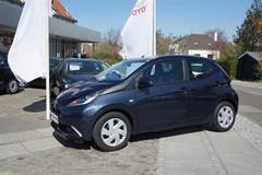 Toyota Aygo VVT-I X-Play + Touch  5d 1,0