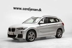 BMW X1 2,0 xDrive25d M-Sport aut. Van