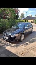 Audi A4 2,0 2,0 Tdi avant S-line