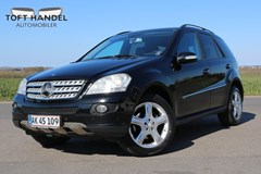 Mercedes ML320 3,0 CDi aut. 4-M