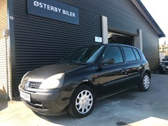 Renault Clio II 1,5 dCi 65 Authentique