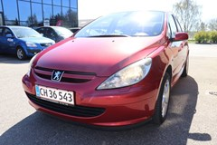 Peugeot 307 2,0 HDi Edition