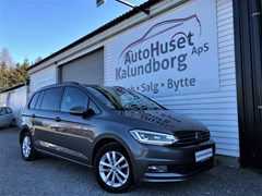 VW Touran 1,6 TDi 110 Highline DSG BMT