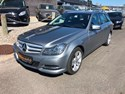 Mercedes C250 2,2 CDi Avantgarde stc aut 4-M BE