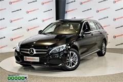 Mercedes C250 2,2 BlueTEC Avantgarde stc. 4-M