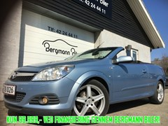 Opel Astra 2,0 Turbo TwinTop