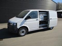 VW Transporter 2,0 TDi 114 Kassev. kort