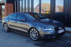 Audi A7 TDi 245 SB quattro S-tr. 3,0