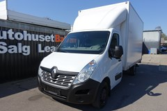 Renault Master III T35 2,3 dCi 135 Alukasse m/lift