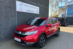Honda CR-V 1,5 VTEC Turbo Lifestyle CVT AWD 7