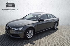 Audi A6 3,0 TDi 204 Multitr.
