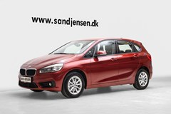 BMW 220d 2,0 Active Tourer Advantage Van