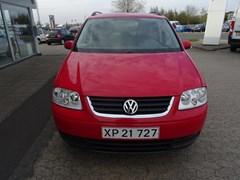 VW Touran 1,6 102 Trendline