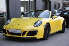 Porsche 911 Carrera 4 GTS 3,0 Cabriolet PDK