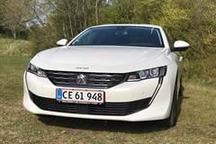 Peugeot 508 BlueHDi Allure EAT8 start/stop  8g Aut. 2,0