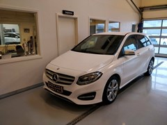 Mercedes B200 2,2 CDi Business aut. Van