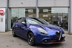 Alfa Romeo Giulietta 1,4 M-Air 170 Edizione TCT