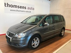 VW Touran 2,0 TDi 140 Highline DSG Van