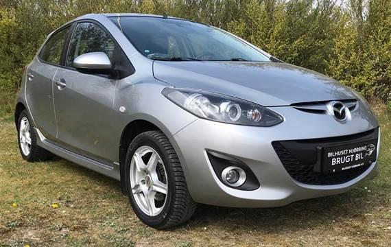 Mazda 2 DE Sport  5d 1,6