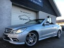 Mercedes E350 3,0 CDi Avantgarde Cab. aut. BE
