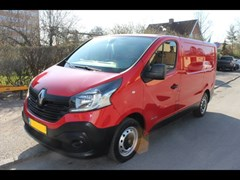 Renault Trafic T27 1,6 dCi 115 L1H1