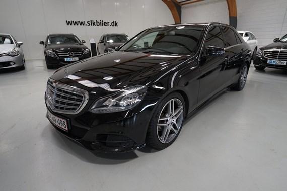 Mercedes E200 CDi aut. 2,2