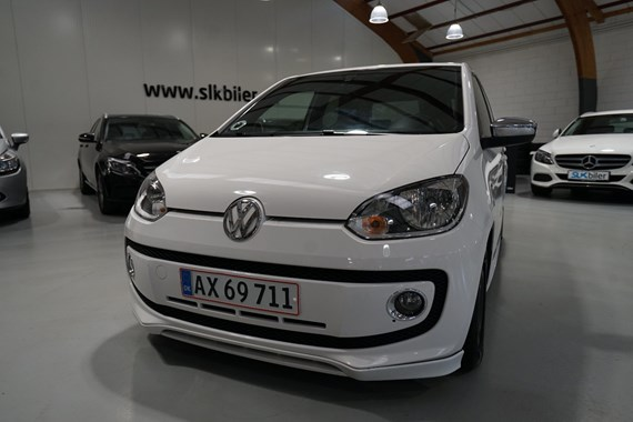 VW UP! 1,0 60 Exclusive Up! BMT