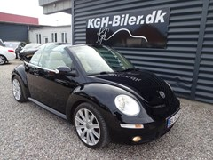 VW New Beetle 1,8 T Highline Cabriolet